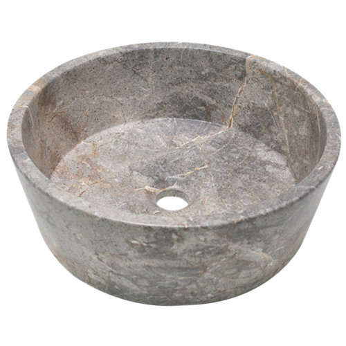 Lavabo lavabo piedra beige 40x14x40 cm