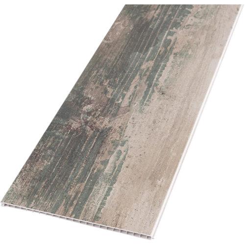 Revestimiento de pared de pvc serie bali artens verde