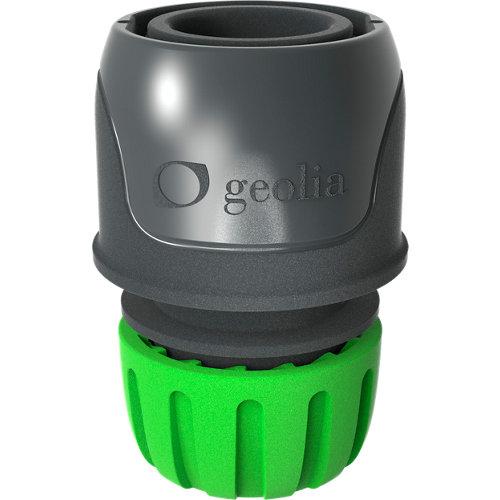 Conector rápido grifo-manguera geolia de 15 mm