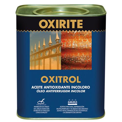Aceite antioxidante oxirite 750 ml incoloro