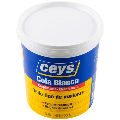 Cola carpintería ceys blanca 1 kg