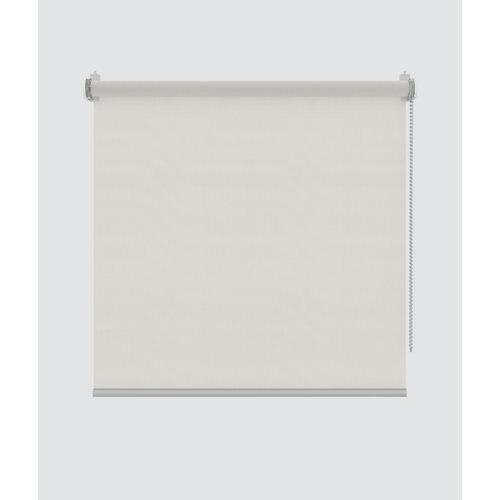 Estor enrollable translúcido madrid blanco inspire de 105x250cm