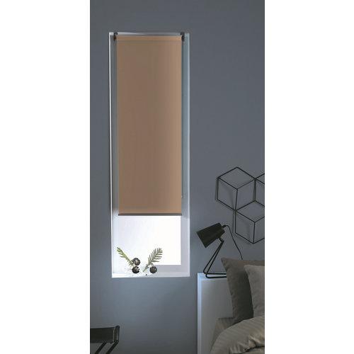 Estor enrollable opaco tokyo beige inspire de 135x250cm