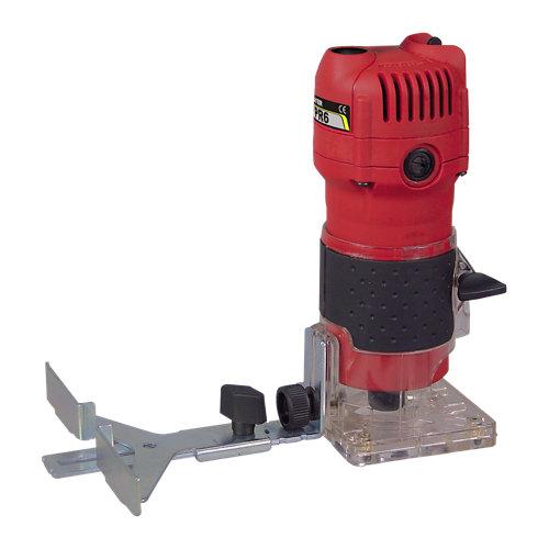 Fresadora stayer de 550 w y profundidad de fresado de 40 mm