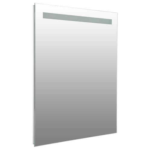 Espejo de baño con luz led essential 70 x 70 cm