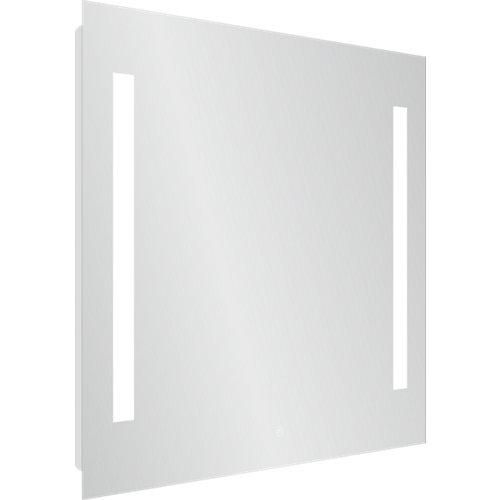 Espejo de baño con luz led easy 70 x 70 cm