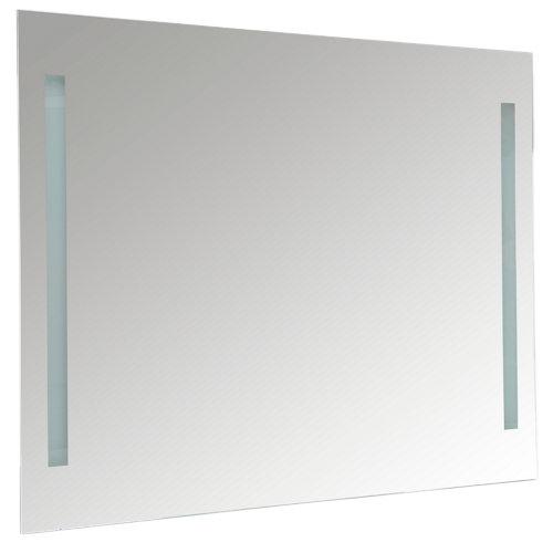 Espejo de baño con luz led easy 90 x 70 cm