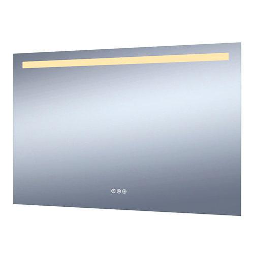 Espejo de baño con luz led remix 105 x 70 cm