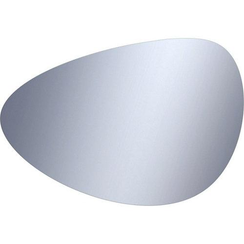 Espejo de baño con luz led gota 80 x 55 cm