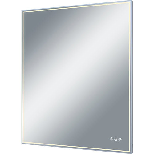 Espejo de baño con luz led neo 75 x 90 cm