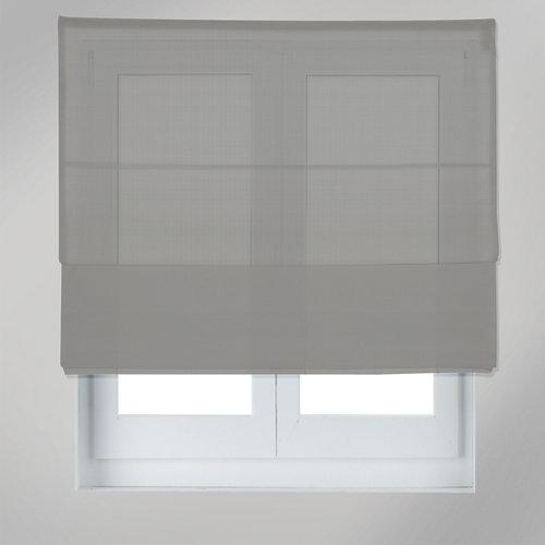 Estor plegable screen gris 120 x 175 cm