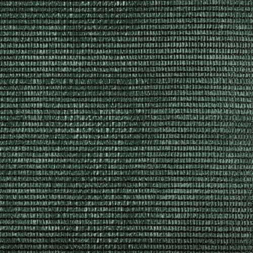 Malla de ocultación del 70% de polietileno 1.5x10 m verde