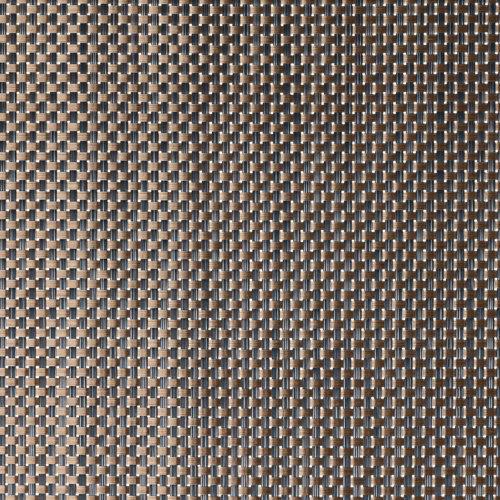 Malla de ocultación del 95% de polietileno naterial 1x3 m cobre/marrón