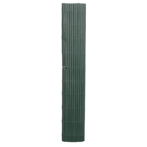 Cañizo de pvc verde simple 75% ocultación de 1,5x3 m