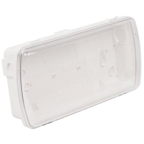 Caja estanca para luces de emergencia legrand