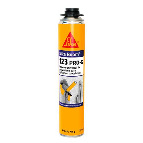 Espuma de poliuretano sikaboom 123 pro-g 750 ml