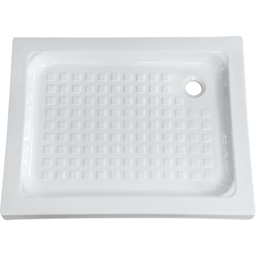 Plato ducha nerea 70x90 cm blanco