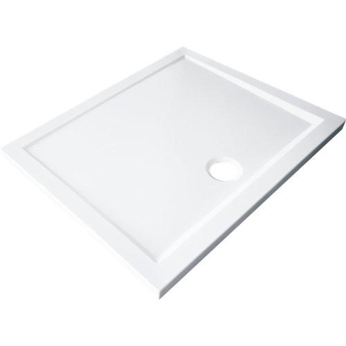 Plato ducha 80x100 cm blanco