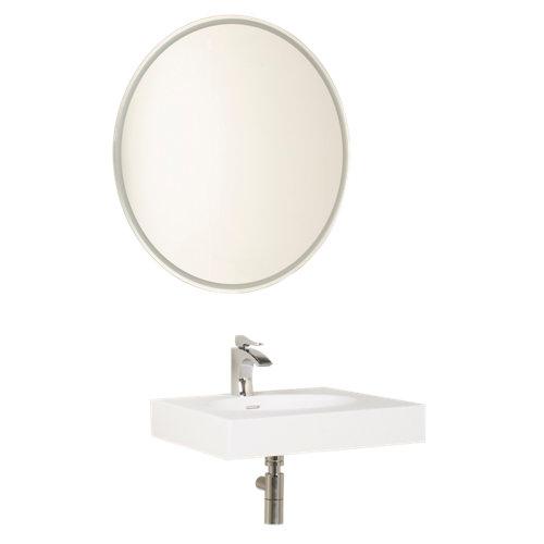 Encimera lavabo neo blanco de 61x10x49 cm