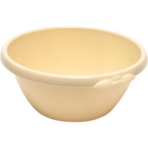 Barreño redondo beige