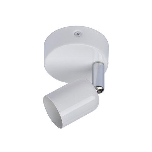 Barra 1 luz basic s/t blanco