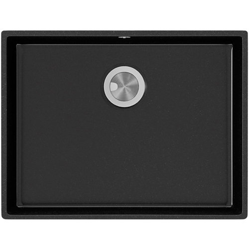 Fregadero de cuarzo rectangular interbany oceano plus 54.6 x 54.6 cm