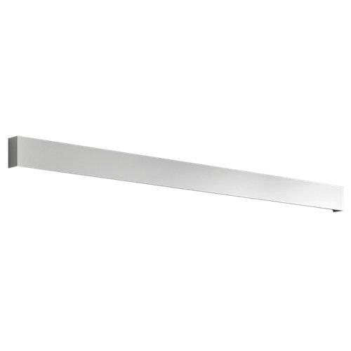 Guía puerta corredera yumbo aluminio 186 cm