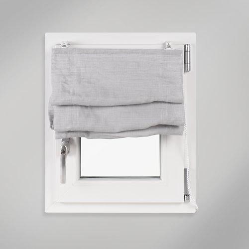 Estor plegable fórum gris 52x150 cm