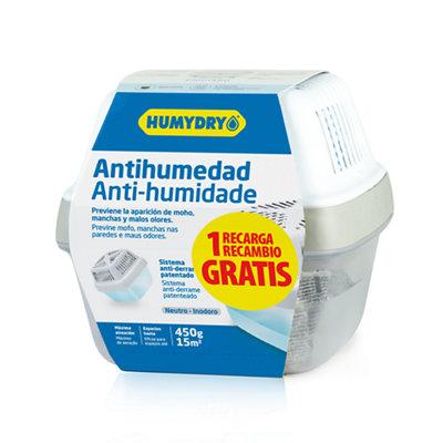 Absorbe humedad 1 recambios HUMYDRY