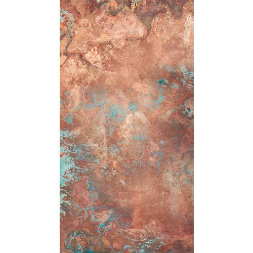 Mural decorativo autoadhesivo volcán 132x250 cm
