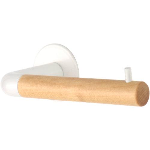 Portarollo wc scandi blanco brillante 15.9x5x7.85 cm