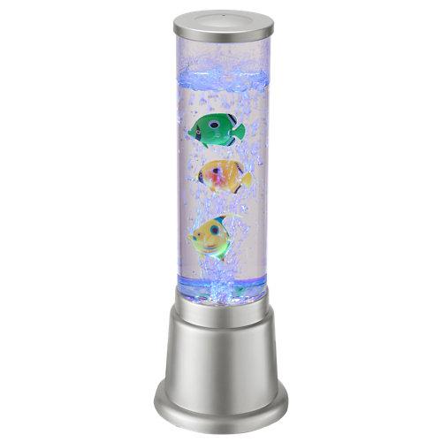 Lámpara de sobremesa led ava con peces