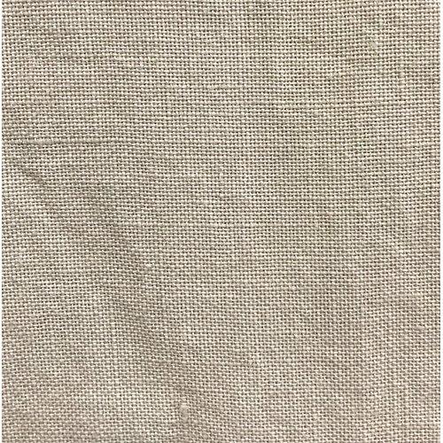 Tela en bobina beige lino ancho 280cm