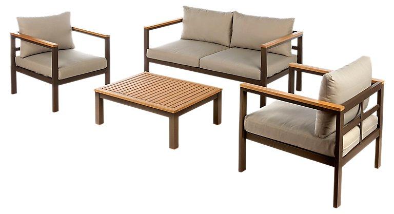 Muebles De Exterior Para Jardín Y Terraza Leroy Merlin