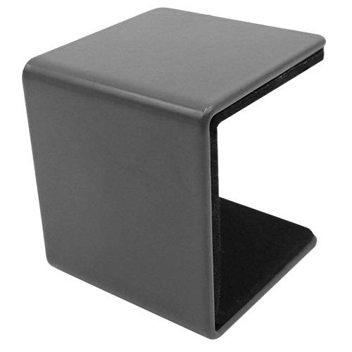 Soporte balda u kub gris
