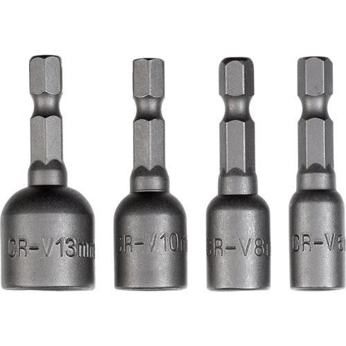 Pack de 4 llaves de vaso dexter