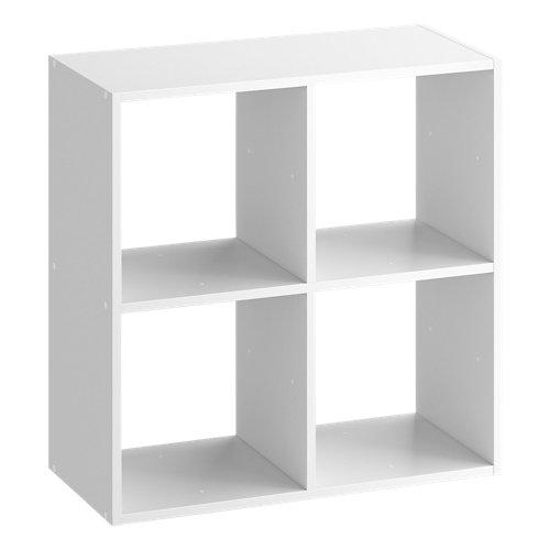 Cubo decorativo spaceo 70,4 x 70,4 cm (ancho x alto)