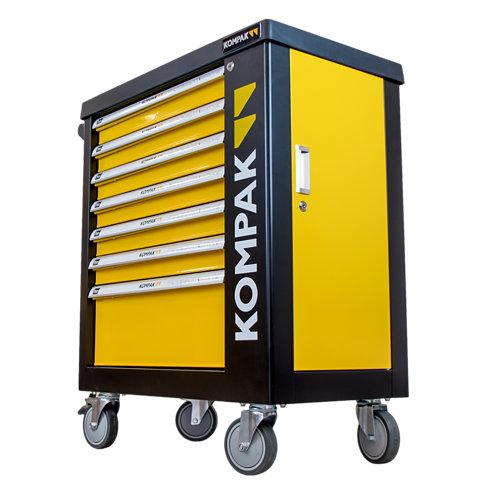 Carro de herramientas lz01 de 96 litros