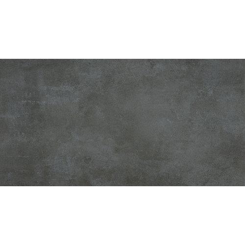 Pavimento porcelánico-revestimiento new spazio 31,6x60,8 negro c2 artens