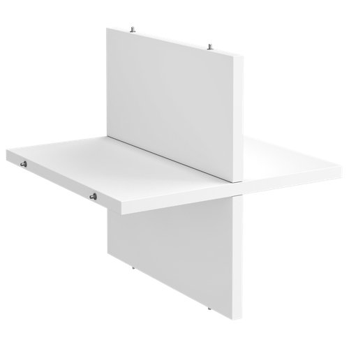 Balda kub blanco 32,7x32,7x1,6 cm