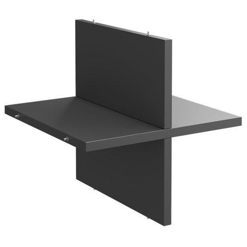 Cruceta spaceo kub gris 33x33x31.5cm