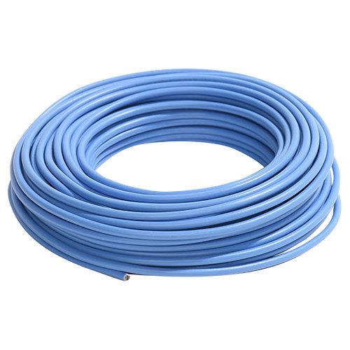 Cable eléctrico al corte h07z1-k 16mm² azul mín30m - máx150m