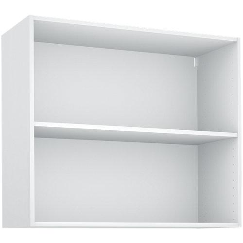 Mueble alto cocina blanco delinia id 90x76,8 cm