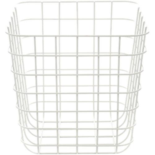 Cesta de metal de 31x31x31,4 cm