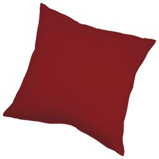 Funda Cojín Inspire Elema Rojo 40 X 40 Cm Leroy Merlin