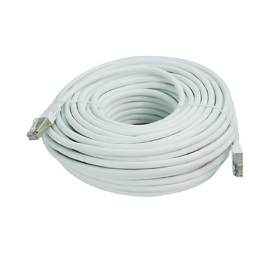 Cable Ethernet Ftp Categoría 6 25 Metros Leroy Merlin