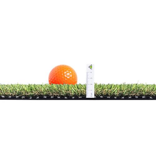 Césped artificial zante naterial 1x5 m y 20 mm de altura de fibras