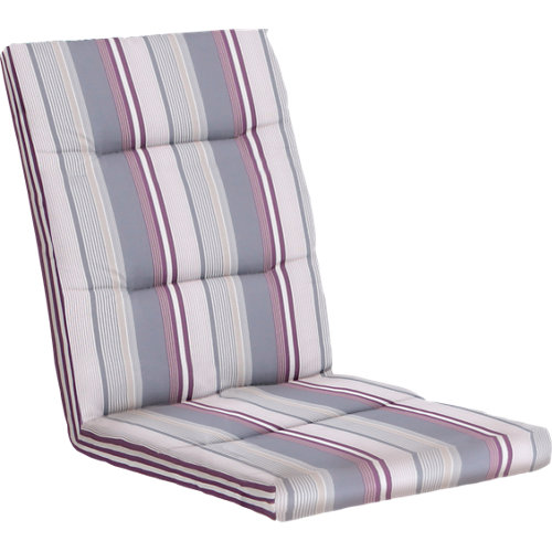 Cojín de exterior silla veracruz gris zinc