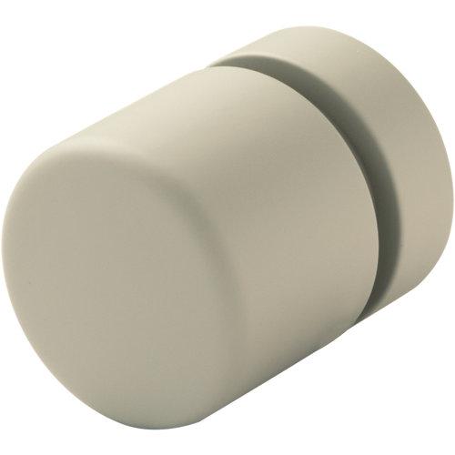 Kit 2 perillas custo' gris grava