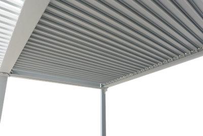 Pérgola De Aluminio Londres 300x400 M Leroy Merlin